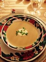 Steve's royal soup