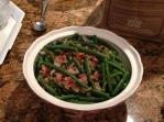 Linda's green beans